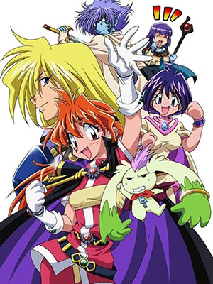Slayers Revolution - 4Th Season, Slayers 4Th Series