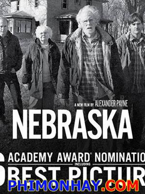 Giấc Mơ Triệu Phú Nebraska.Diễn Viên: Bruce Dern,Will Forte,June Squibb