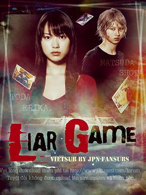 Liar Game Season 1 Trò Chơi Dối Trá Phần 1.Diễn Viên: Jennifer Lawrence,Josh Hutcherson,Liam Hemsworth