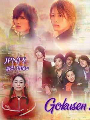 Gokusen Season 2 - Cô Giáo Găng Tơ Phần 2 Việt Sub (2009)