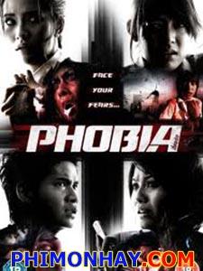 4 Câu Chuyện Kinh Dị - 4Bia: Phobia