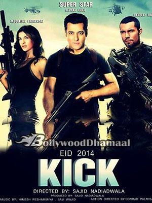 Cảnh Sát Siêu Hạng Kick.Diễn Viên: Salman Khan,Jacqueline Fernandez,Nawazuddin Siddiqui