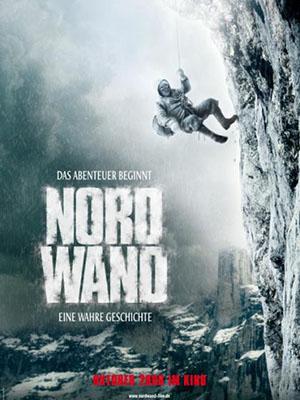 Vùng Núi Nguy Hiểm North Face: Nordwand.Diễn Viên: Benno Fürmann,Florian Lukas,Johanna Wokalek,Simon Schwarz,Georg Friedrich