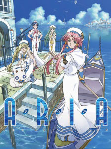 Aria Ss1 Aria The Animation.Diễn Viên: Shonen Maid