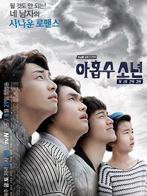 Số 9 Định Mệnh Plus Nine Boys.Diễn Viên: Kim Young Kwang,Kyung Soo Jin,Oh Jung Se,Yoo Đà Trong