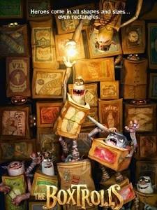 Thế Giới Hộp: Hội Quái Hộp Qủy Lùn Trong Hộp: The Boxtrolls.Diễn Viên: Elle Fanning,Simon Pegg,Isaac Hempstead Wright