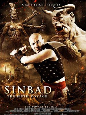 Cuộc Phiêu Lưu Thứ 5 Của Sinbad Sinbad The Fifth Voyage.Diễn Viên: Patrick Stewart,Marco Khan,Lorna Raver