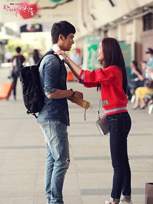 Những Người Yêu Thích Màu Hồng Tình Yêu Hoa Hồng: Rosy Lovers.Diễn Viên: Lee Jang Woo,Han Sun Hwa,Lee Mi Sook