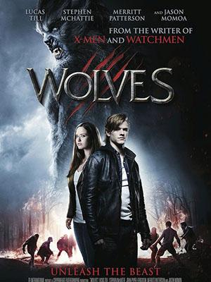Người Sói Wolves.Diễn Viên: Jason Momoa,Lucas Till,Merritt Patterson