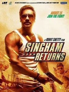 Chàng Cảnh Sát Singham 2 - Singham 2
