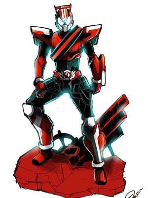 Kamen Rider Drive - Siêu Nhân Điện Chiến Xa