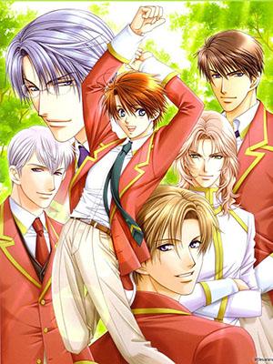 Gakuen Heaven - Boys Love Scramble