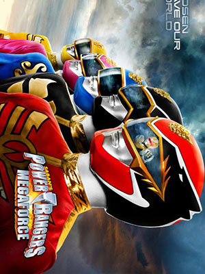 Power Rangers Megaforce Biệt Đội Megaforce.Diễn Viên: Andrew M Gray,Ciara Hanna,John Mark Loudermilk