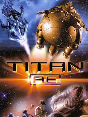 Giải Cứu Trái Đất - Titan Ae