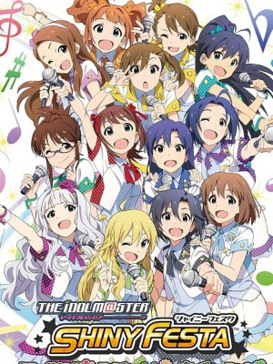The Idolmaster - Shiny Festa