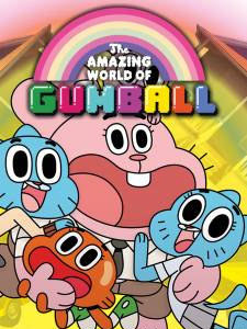 Thế Giới Tuyệt Vời Của Gumball Phần 3 The Amazing World Of Gumball Season 3.Diễn Viên: Marie Critchley,Steve Cooper,Harriet Cains,Emily Bevan