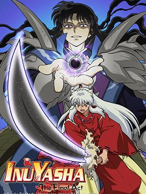 Inuyasha Movie 4: Guren No Houraijima Fire On The Mystic Island