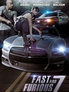 Quá Nhanh Quá Nguy Hiểm 7 Fast And Furious 7.Diễn Viên: Vin Diesel,Paul Walker,Dwayne Johnson