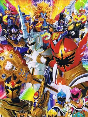 Mahou Sentai Magiranger Chiến Đội Ma Pháp.Diễn Viên: Ry Barrett,Camille Hollett,French,Jason Martorino
