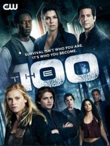 100 Người Thử Nghiệm Phần 2 The 100 Season 2.Diễn Viên: Eliza Taylor,Paige Turco,Thomas Mcdonell