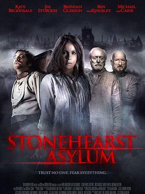 Bệnh Viện Ma Ám Stonehearst Asylum.Diễn Viên: Icon Productions,Sobini Films,Millennium Films