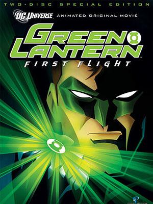 Người Hùng Xanh: Trận Chiến Đầu Tiên - Green Lantern First Flight