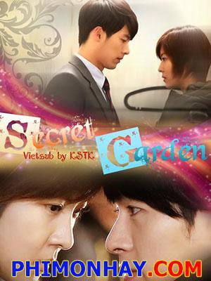 Khu Vườn Bí Mật Secret Garden.Diễn Viên: Ha Ji Won,Hyun Bin