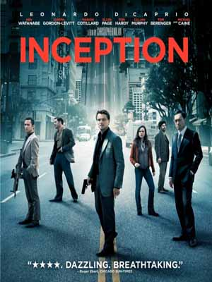 Kẻ Cắp Giấc Mơ Inception.Diễn Viên: Leonardo Dicaprio,Joseph Gordon,Levitt,Ellen Page
