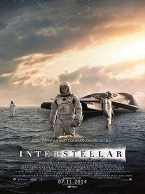 Hố Đen Tử Thần Interstellar.Diễn Viên: Matthew Mcconaughey,Anne Hathaway,Jessica Chastain