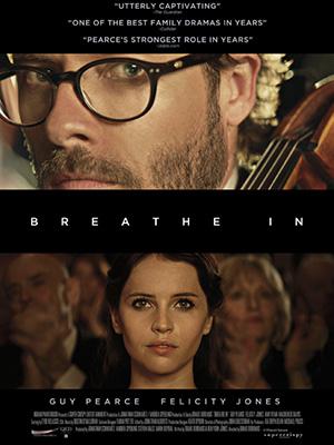 Hơi Thở Tình Yêu Hít Vào: Breathe In.Diễn Viên: Felicity Jones,Guy Pearce,Mackenzie Davis