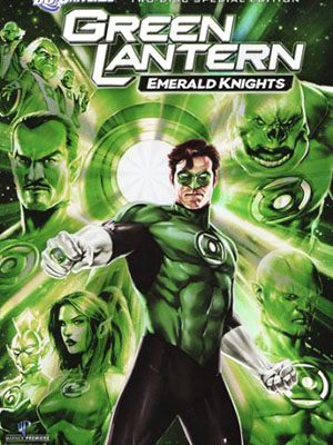 Chiến Binh Xanh Green Lantern Emerald Knights.Diễn Viên: Robbie Amell,Alexa Penavega,Victor Garber