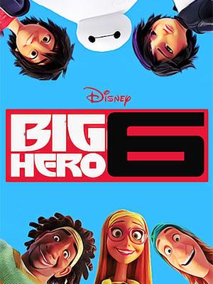 Biệt Đội Big Hero 6 Big Hero 6.Diễn Viên: Ryan Potter,Scott Adsit,Jamie Chung