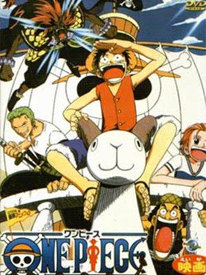 One Piece Movie 1: The Great Gold Pirate Đảo Châu Báu: Cướp Kho Vàng Lớn.Diễn Viên: Akemi Okamura,Kappei Yamaguchi,Kazuya Nakai