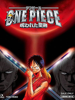 One Piece Movie 5: Lời Nguyền Thánh Kiếm The Curse Of The Sacred Sword.Diễn Viên: Sean Bridgers,Lauren Ashley Carter,Kaitlin Cullum