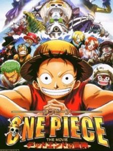 Tên Khổng Lồ Trong Lâu Đài Karakuri One Piece Movie 7: Karakuri Castles Mecha Giant Soldier.Diễn Viên: Takeshi Aono,Hiroaki Hirata,Kazue Ikura