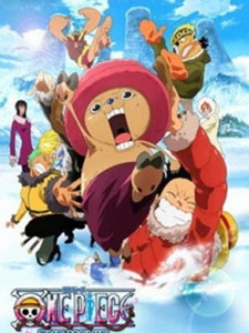One Piece Movie 9: Hoa Anh Đào Kì Diệu - Episode Of Chopper Plus: Bloom In Winter, Miracle Sakura