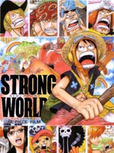 One Piece Movie 10: Strong World Sức Mạnh Tối Thượng.Diễn Viên: Hiroaki Hirata,Carli Mosier,Yûichi Nagashima