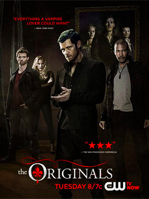 Ma Cà Rồng Nguyên Thủy Phần 2 Gia Đình Thủy Tổ: The Originals Season 2.Diễn Viên: Joseph Morgan,Daniel Gillies,Phoebe Tonkin
