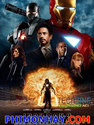 Người Sắt 2 Iron Man 2.Diễn Viên: Robert Downey Jr,Gwyneth Paltrow