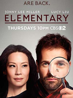 Điều Cơ Bản Phần 3 Elementary Season 3.Diễn Viên: Jonny Lee Miller,Lucy Liu,Aidan Quinn