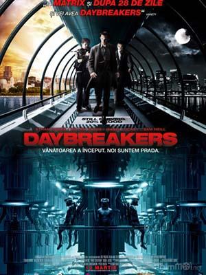 Tử Chiến Ma Cà Rồng Daybreakers.Diễn Viên: Marion Cotillard,Fabrizio Rongione,Pili Groyne
