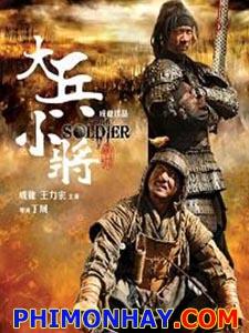 Đại Binh Tiểu Tướng Little Big Soldier.Diễn Viên: Thành Long,Vương Lực Hoành,Yoo Seung Jun,Lâm Bằng,Từ Đông Mai