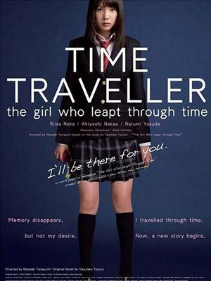 Cô Gái Vượt Thời Gian Time Traveller.Diễn Viên: Riisa Naka,Akiyoshi Nakao,Munetaka Aoki