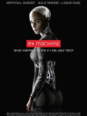 Người Máy Trỗi Dậy Ex Machina.Diễn Viên: Alicia Vikander,Domhnall Gleeson,Oscar Isaac