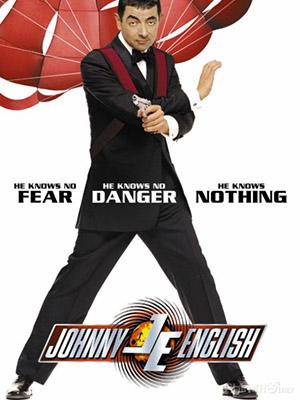 Điệp Viên Không Không Thấy - Johnny English Thuyết Minh (2003)