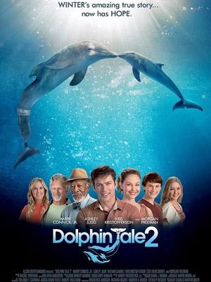 Câu Chuyện Cá Heo 2 Dolphin Tale 2.Diễn Viên: Morgan Freeman,Ashley Judd,Nathan Gamble