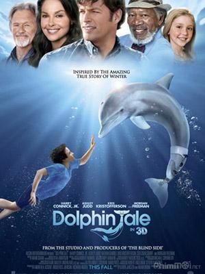 Câu Chuyện Cá Heo Dolphin Tale.Diễn Viên: Karena Ng,Jones Xu,Janelle Sing,Alex Lam,Zhang Chuchu,Tats Lau,Johnson Yuen Tak Cheong,Song