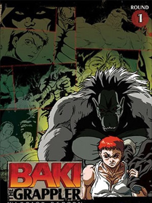 Grappler Baki - Baki The Grappler