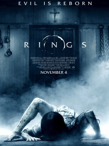 Vòng Tròn Tử Thần Rings.Diễn Viên: Matthew Mcconaughey,Anne Hathaway,Jessica Chastain