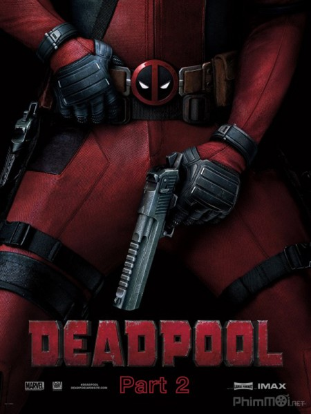 Quái Nhân Deadpool 2 Deadpool 2.Diễn Viên: Katie Stegeman,Natalie Scheetz And Joanna Sotomura